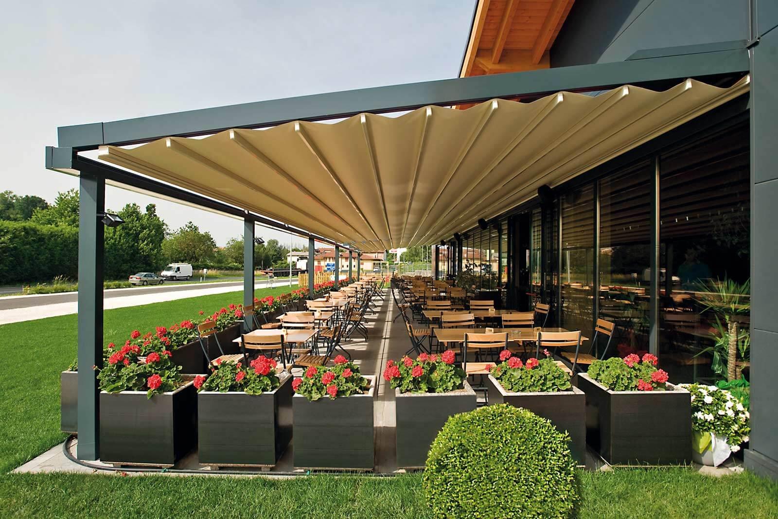 Pergola mito ristoranti bar case sanremo Domus Point